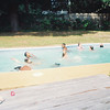 BY Pool Party at Jalon's house. Possibly June 1993.