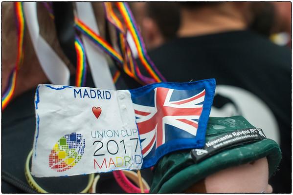 Union Cup 2017, Madrid