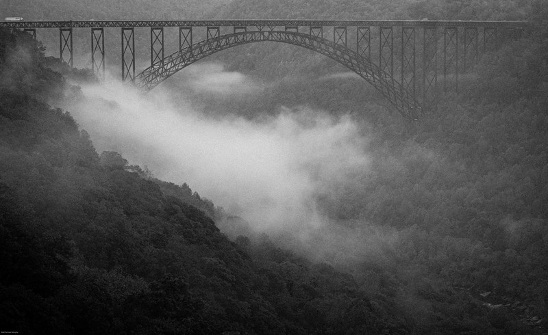 Misty Bridge