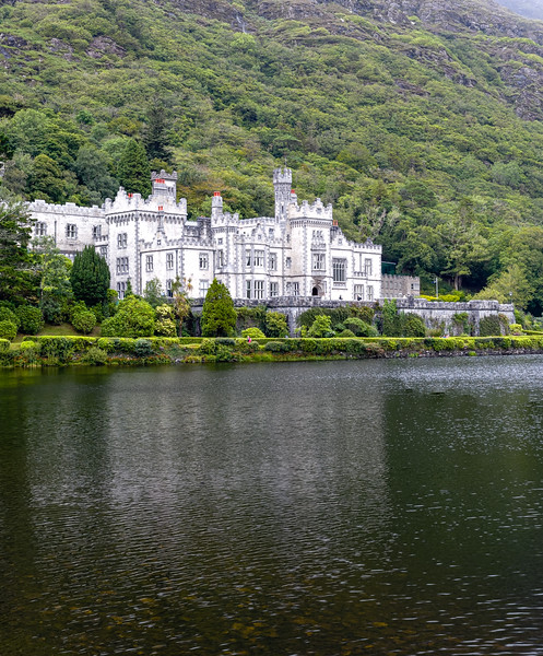 Kylemore Abbey Reflected