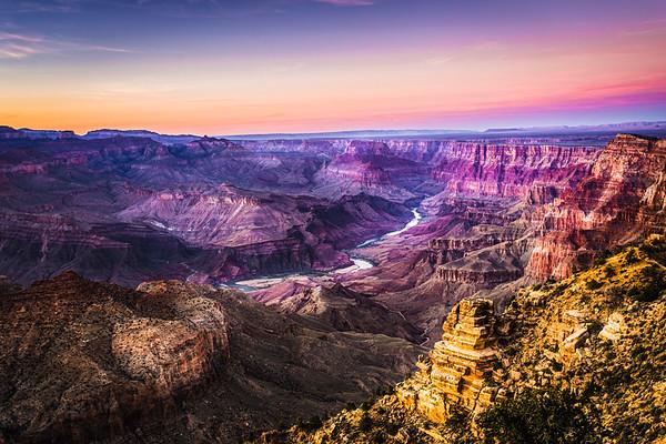 East Rim, Grand Canyon N.P., Arizona