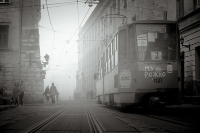 Last Tram To Fog