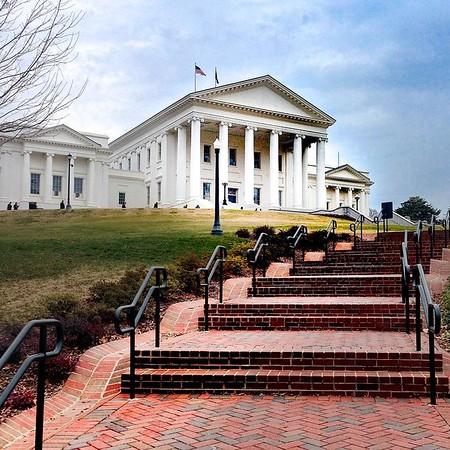 Virginia Capitol Building- Richmond, VA