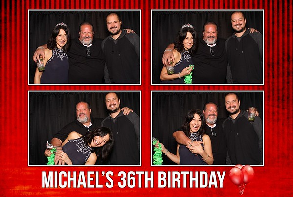 Michael 36th Bday