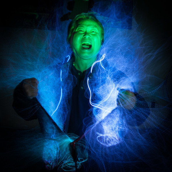 Agghhh! (with the SF Light Painting Team)