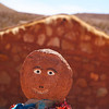 "Today's smiling face is of an inanimate object (closely resembling a scarecrow) found nearby a rustic Church in San Pedro de Atacama, Chile:<br /> <a href=""http://www.smilingfacestravelphotos.com/travel-photos/inanimate-object-san-pedro-de-atacama-chile"">http://www.smilingfacestravelphotos.com/travel-photos/inanimate-object-san-pedro-de-atacama-chile</a>"