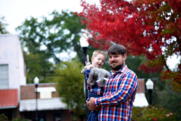 Smith Family Mini Session