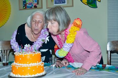 Joan & Jackie 80th