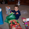 Zachary's first christmas