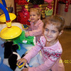 Jenna and Olivia at build-a-bear