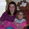 Brooke with Jenna