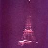 The Eiffel Tower Illuminated-Paris
