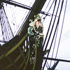 Bow of HMS Victory Portsmouth