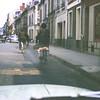 Bread on rim of bike