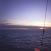 Dawn in the Engish Channel