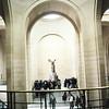 Louvre Pyramid-Interior