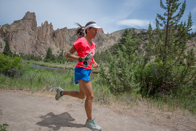 Smith Rock Ascent 50K 15 Mile 2014