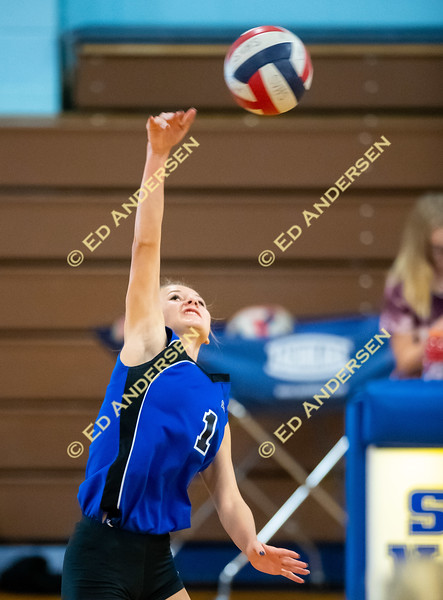 Smith Valley vs. Coleville, JV Volleyball at Smith Valley.