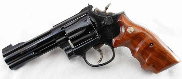 S&W 17-6 (four-inch)