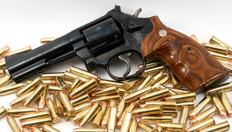 Smith Wesson Model 586 7