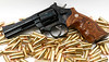 Smith & Wesson Model 586-7 - Seven shots of .357 Magnum