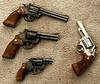 smith wesson handgun target gun pistol shooting S&W bullets revolver
