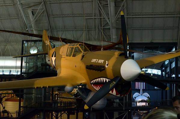 Smithonian Air Museum