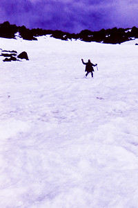 Jeff Foot Skiing