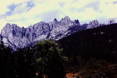 Castle Crags near Shasta