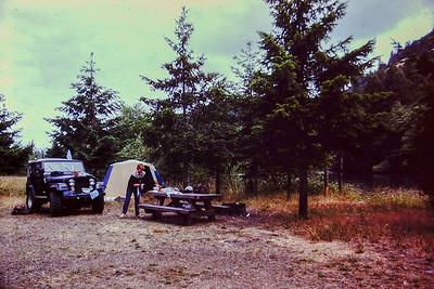 Oregon Camp