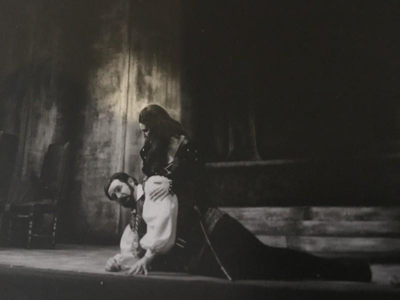 Otello death scene