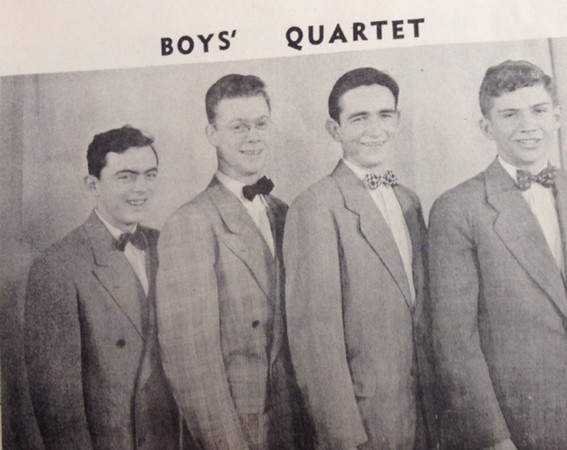 Linden High School Quartet