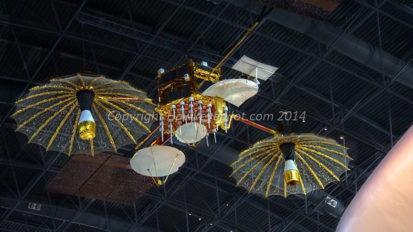 Smithsonian Air & Space Museum - SASM at Washington Dulles