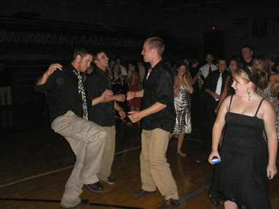 Smithville High Homecoming 2006