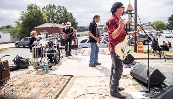 Smitty and the Jumpstarters in Yadkinville