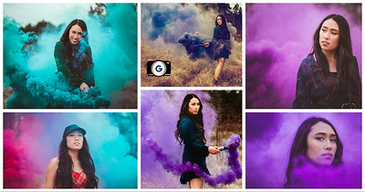 smokebomb collage