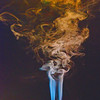 Smoke Trails 4~8445-1sq.