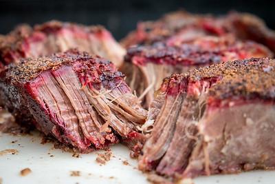Smoked Shredded Beef Roast