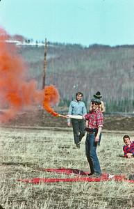 Fairbanks Practice Jump - 1974