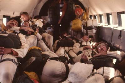 Long flight - 1971