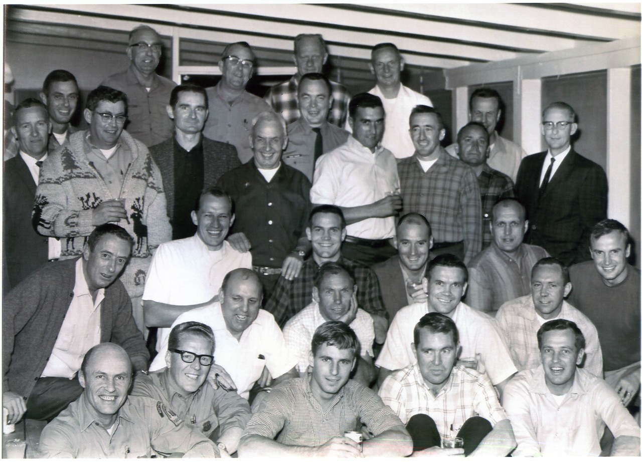Fall 1968 USFS/lntermountain Aviation training Marana, Arizona