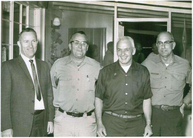 Fall 1968 USFS/lntermountain Aviation training Marana, Arizona
