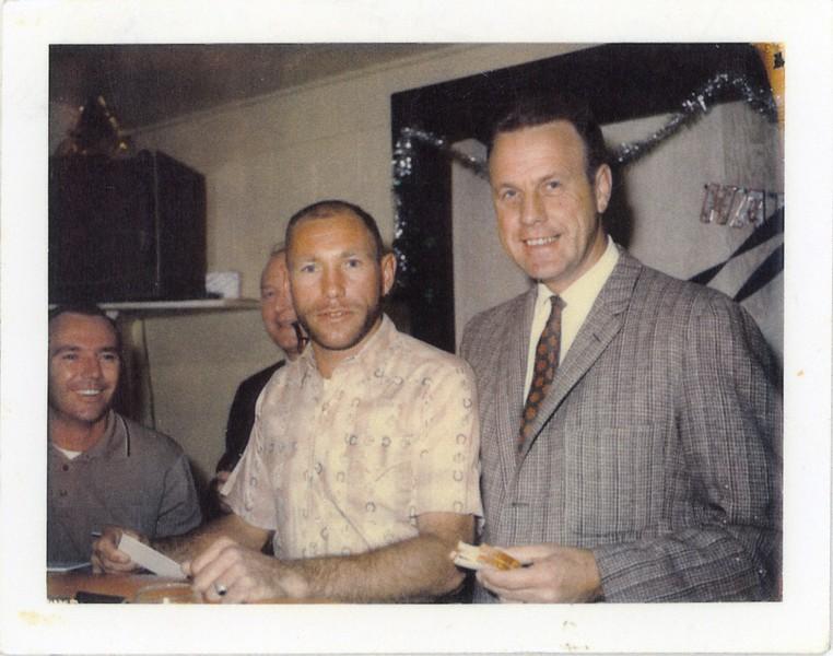 Miles Johnson, Shep Johnson (brothers), and Gar Thorsrud