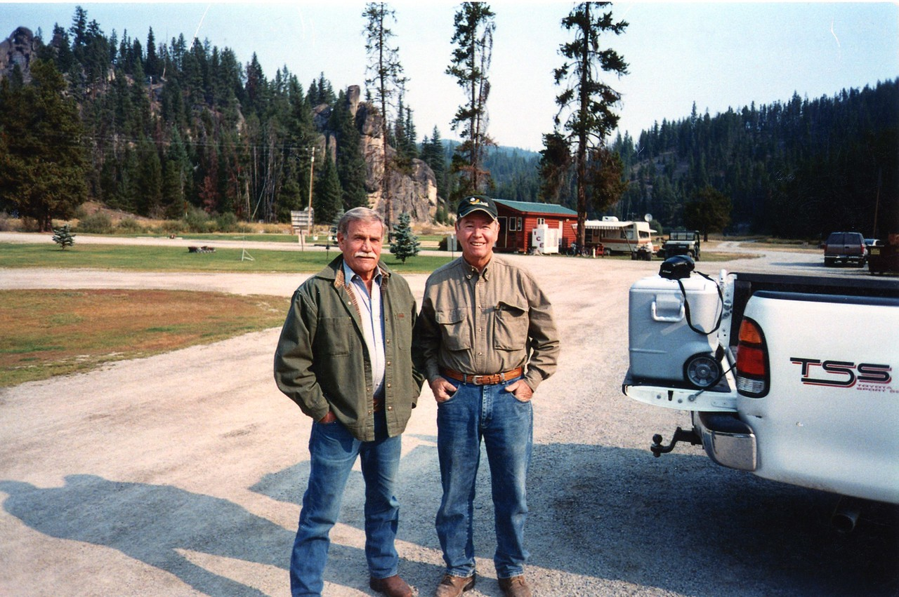 Ken Hessel and Toby Scott