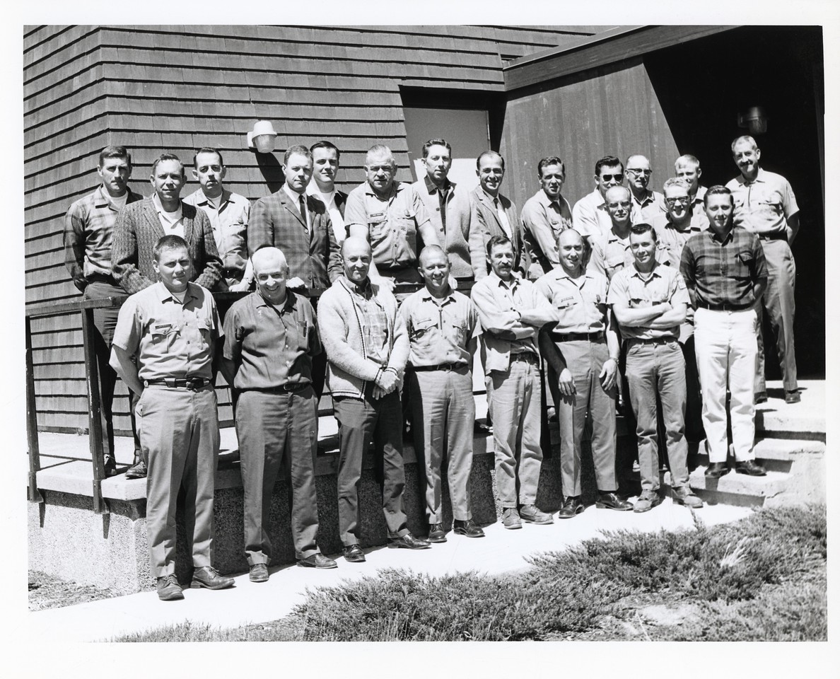 National Smokejumper Workshop Redmond (year?)