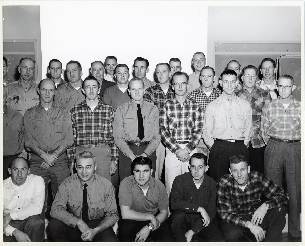 National Smokejumper Workshop Missoula (year?)