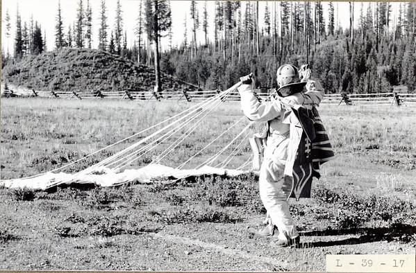 Smokejumping - 1940s