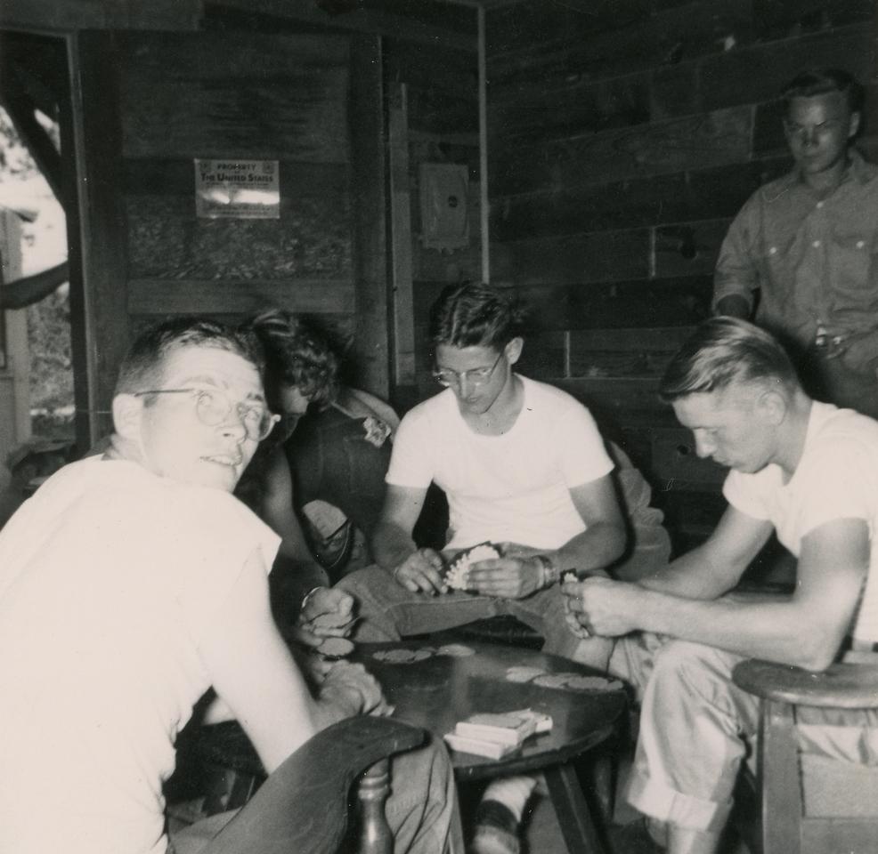 Barracks Poker