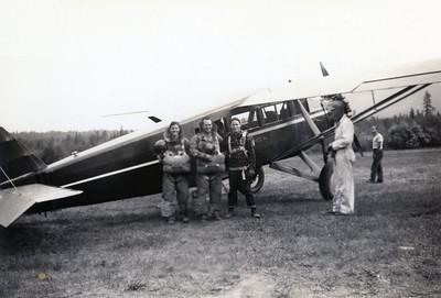 Practice Jump - 1945