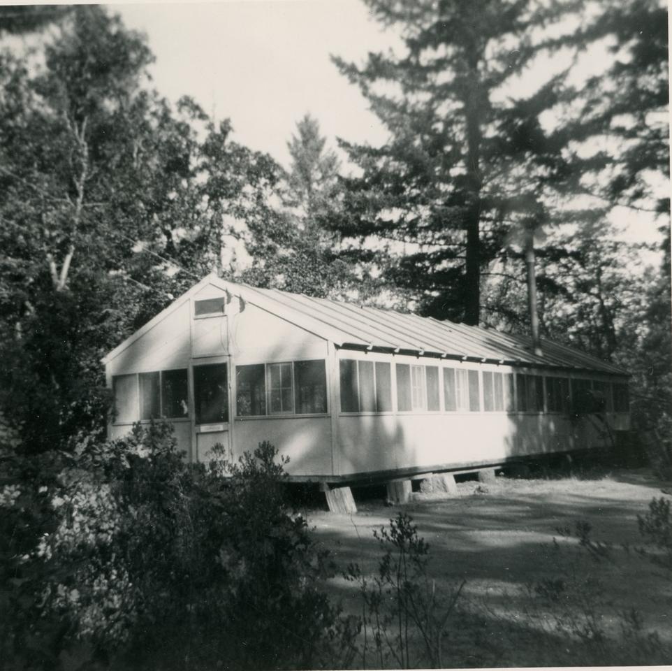 Messhall Redwood Ranger Station